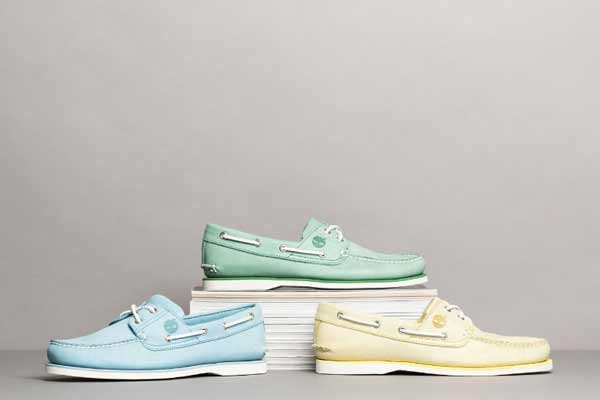 Timberland launch SS16 Boat Shoe Collection
