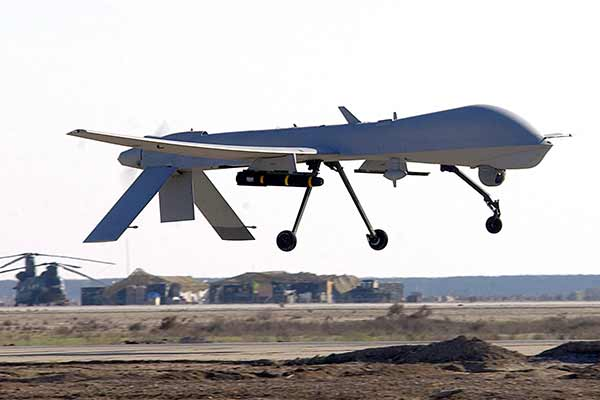 India seeks to purchase US patrol drones