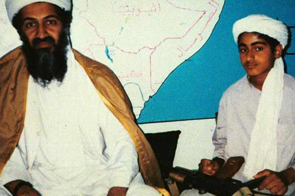 Osama bin Laden's youngest son in call to liberate Jerusalem