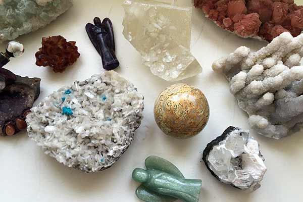 Healing of pets through the use of crystals!