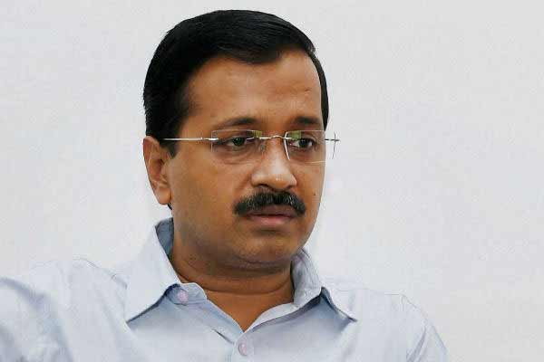 Kejriwal: BJP will replace Anandiben Patel with Amit Shah