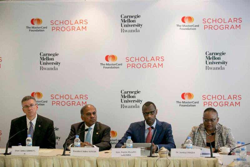 Carnegie Mellon University joins MasterCard Foundation Scholars Program to educate next generation of African tech leaders