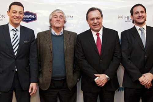 Hampton by Hilton expands presence in South America with first signing in Argentina