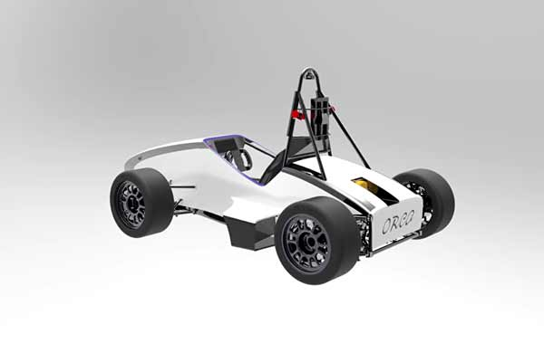 IIT-Bombay students all set for race; India's fastest sports car 'ORCA'