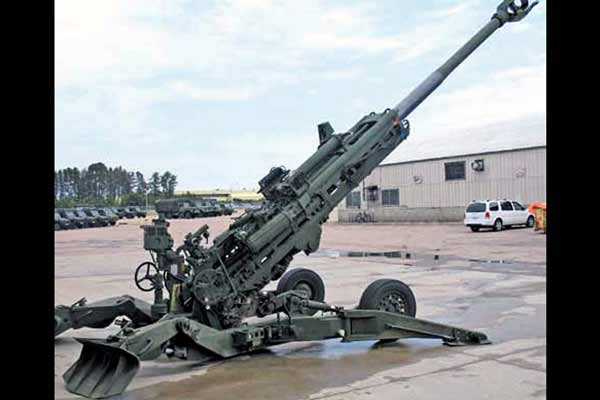 Defence Ministry gives green light to buy 145 Ultra-light howitzers worth about Rs 5K crore from US