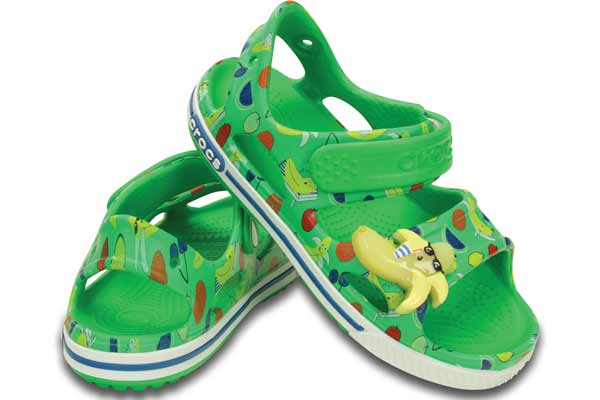 Crocs presents Summer Fun Collection For Kids