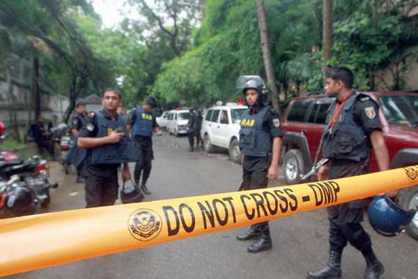Dhaka cafe attack probe: Four women arrested