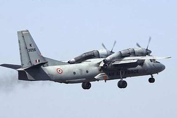 Missing IAF AN-32 aircraft; search continues for sixth day