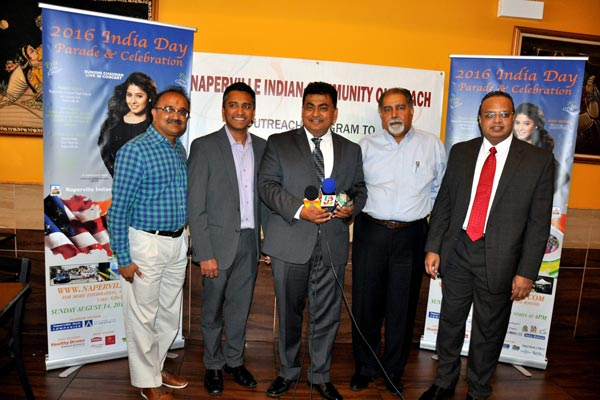 Naperville Indian Community Outreach to host 2nd India Day Parade