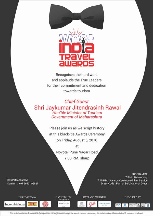 India Travel Awards comes to Pune again