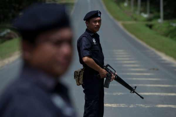 Nine Filipino militants may face death penalty in Malaysia