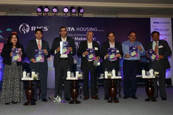 Smart Cities Mission will thrive on High Volume Real Estate Development: RICS