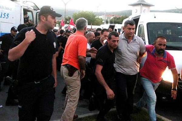 Turkish court remanded 26 generals in custody, including ex-air chief, over coup