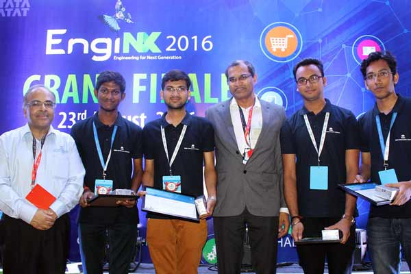 Solution for Healthcare Network wins EngiNX 2016 – The IoT Hackathon