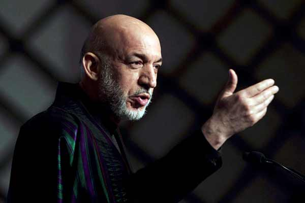 Ex Afghanistan Prez Hamid Karzai takes on Pakistan, says terrorists cannot be divided into categories