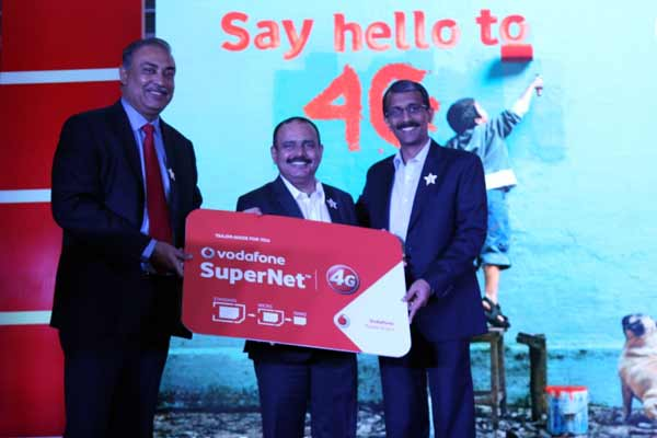 Vodafone SuperNet 4G on superior 1800 MHZ launched in Haryana