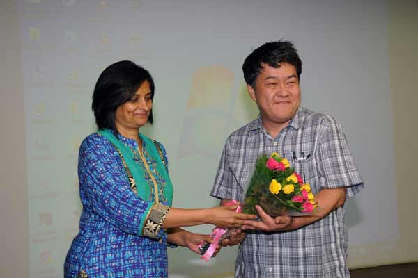 Symbiosis hosts study India Program for Japanese students