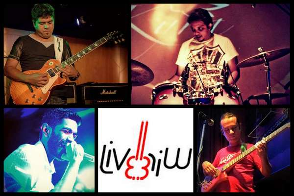 Tune into some groovy music with Livewire as they perform at Amanora Mall