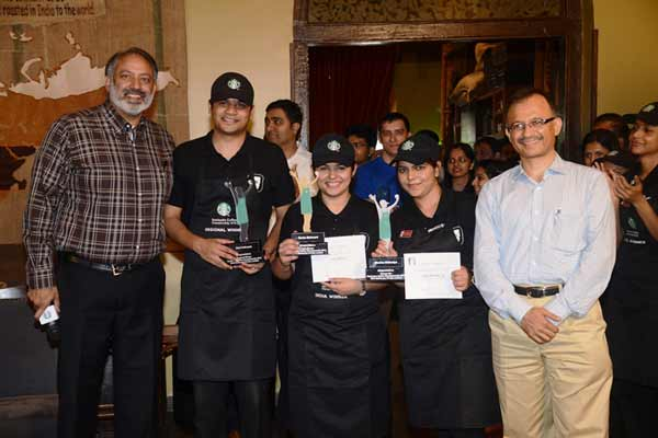 Coffee talent and passion take centre stage at the Starbucks Coffee Championship 2016
