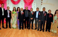 Gandhi Samaj of Chicago celebrate Diwali traditional way by lighting Diya