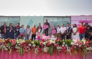 Pinkathon Pune 2016 inspiring partners Bajaj Electricals Successfully completes its Fourth edition run in PUNE with more than 7000 Women participants