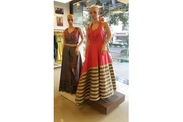 NYFW (New York Fashion Week) Designer Premal Badiani now available at Multi Designer Stores in India