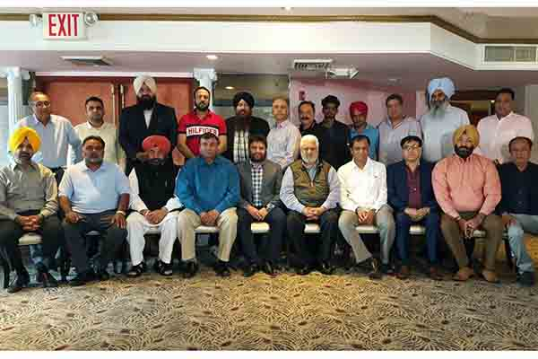 Indian National Overseas Congress(I) elects new President - Shudh Parkash Jasuja. Gets AICC recognition.