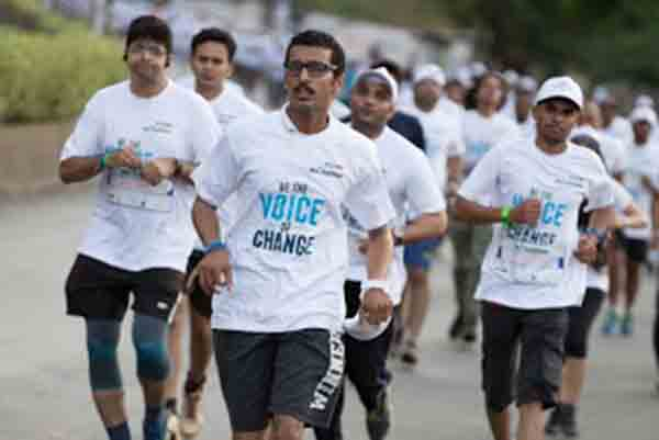 Hope for the Children Foundation : Run for their Freedom