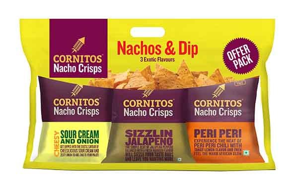 Monsoon delight: Cornitos introduces special offer pack