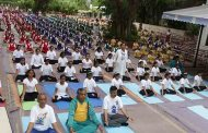 St. Mira's Schools & College observed International Yoga Day