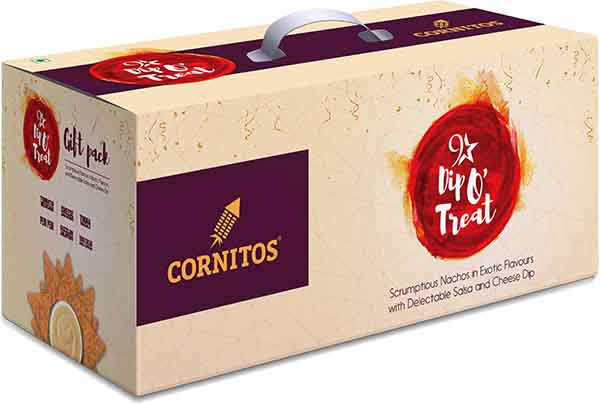 9 Star Dip O' Treat : The Scrumptious treat from Cornitos this Rakhi