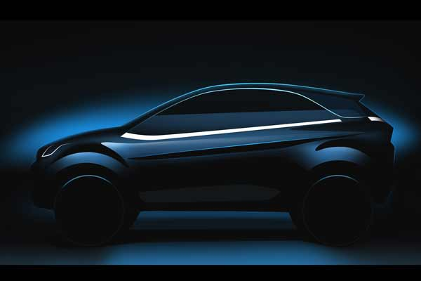 Tata Motors gears up for its much awaited all new SUV – Tata NEXON