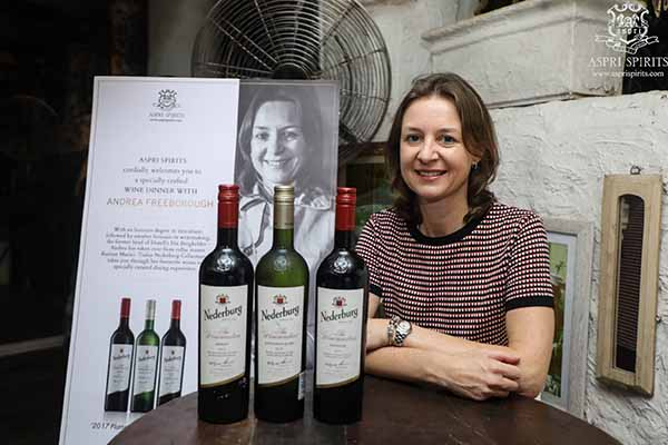 Mumbai gets a taste of South African Wines from Nederburg The Winemasters Portfolio