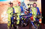 Sherco TVS Factory Rally Team announces squad for Dakar 2018