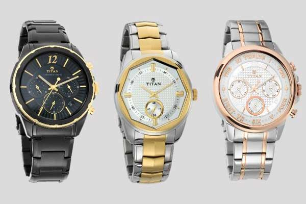 Titan presents Sovereign Collection – an opulent mark of time