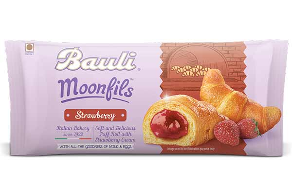 Bauli launches their first TVC in India for their signature product Bauli Moonfils!