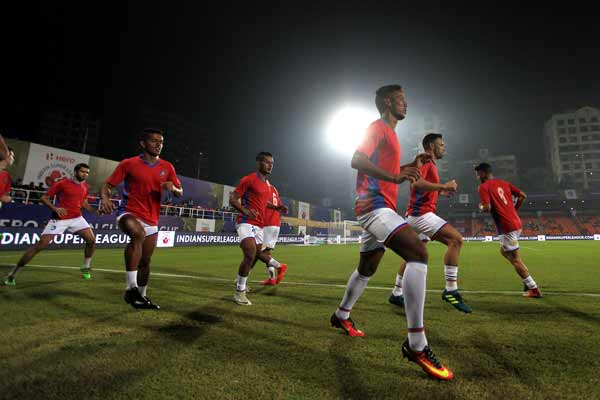 Gaurs take on rampant Blues in first home game