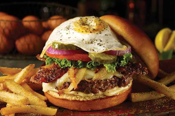 TGI Fridays Introduces an Exotic variety of Food & Drinks for food lovers