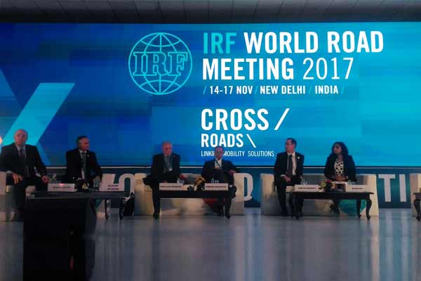 ZF presented its commitment to Vision Zero at World Road Meeting 2017