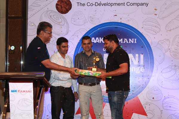Pradeep Sweets and New Crown Bakerywin top awards in the Healthy and Innovation category at the 'Kamani Bakery Challenge' this year