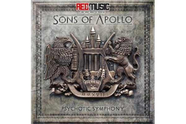 RED MUSIC's Sons of Apollo Debut at Number One on the Billboard Heatseekers Chart