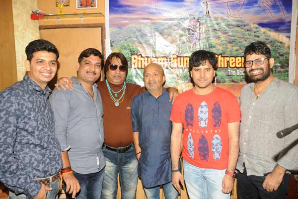 Javed Ali recorded a song for the film
