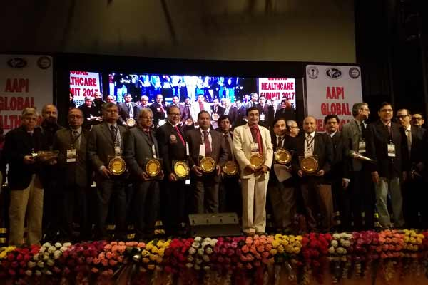 AAPI's 11th Annual Global Healthcare Summit Begins in Kolkata with Research/Poster Contest, First Responders Training, Inaugural Gala