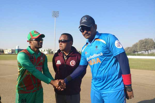 India beats Bangladesh by 10 wickets in Blind Cricket World Cup