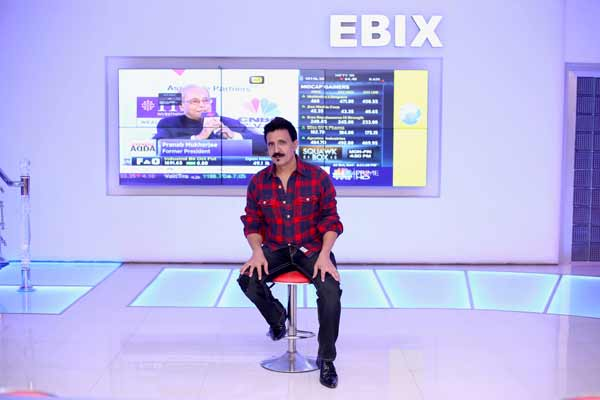 Pre-budget quote by Mr. Robin Raina - Chairman, President and CEO at Ebix