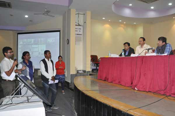 MVSTF conducts special training session for CM's Rural Development Fellows