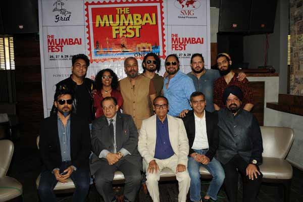 THE MUMBAI FEST' 2018- A first of its kind festival that you'll wish would never end! Date - 26th, 27th & 28th January, 2018
