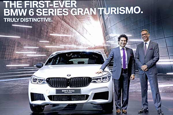 Truly Distinctive: The first-ever BMW 6 Series Gran Turismo launched in India