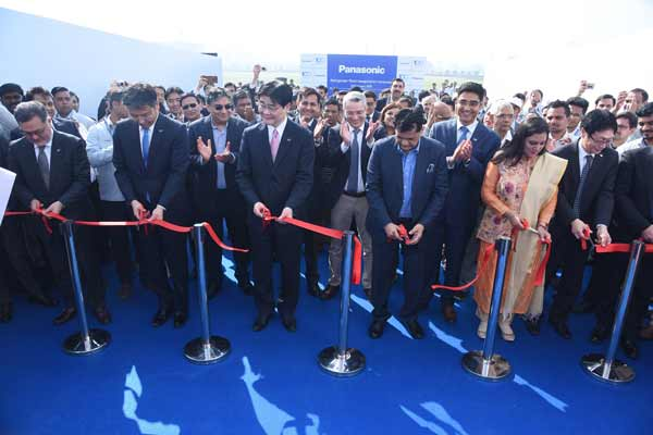 Brand Panasonic celebrates its 100th year; Announces first Refrigerator Factory in India and Unveils New Frost-Free Refrigerators