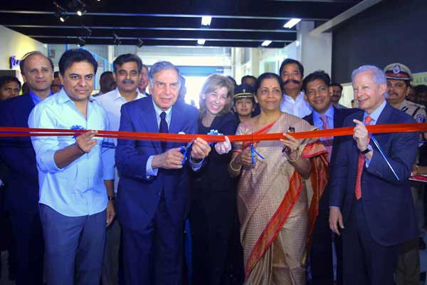 Tata Boeing Aerospace inaugurates its state-of-the-art Apache fuselage facility